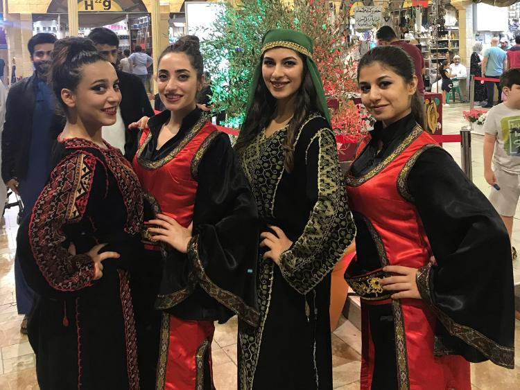 Friendships forged at Dubai's Global Village