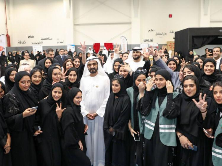 Shaikh Mohammad launches new generation of schools