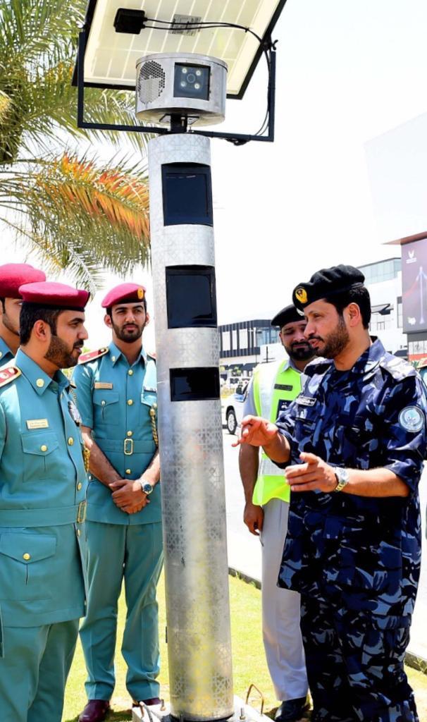 New radar to catch noisy motorists in Sharjah