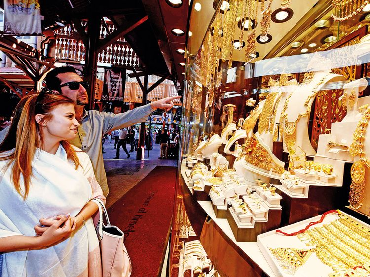 UAE gold prices inch closer to Dh160 a gram