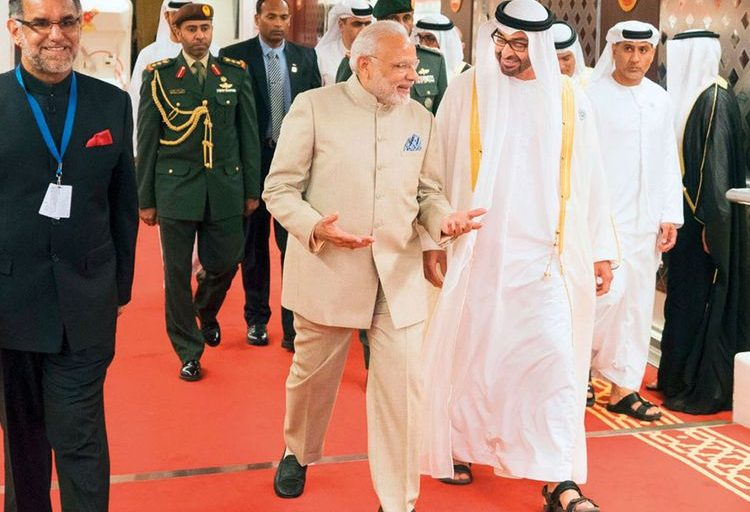 India and UAE move towards new goals