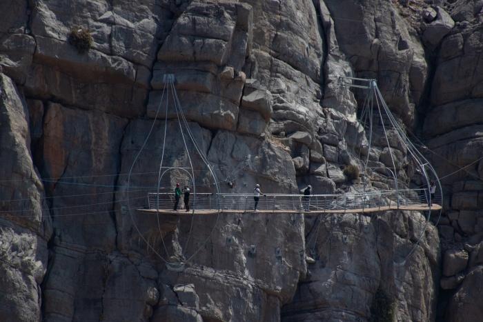 Jebel Jais Zipline Tour opens in Ras al Khaimah