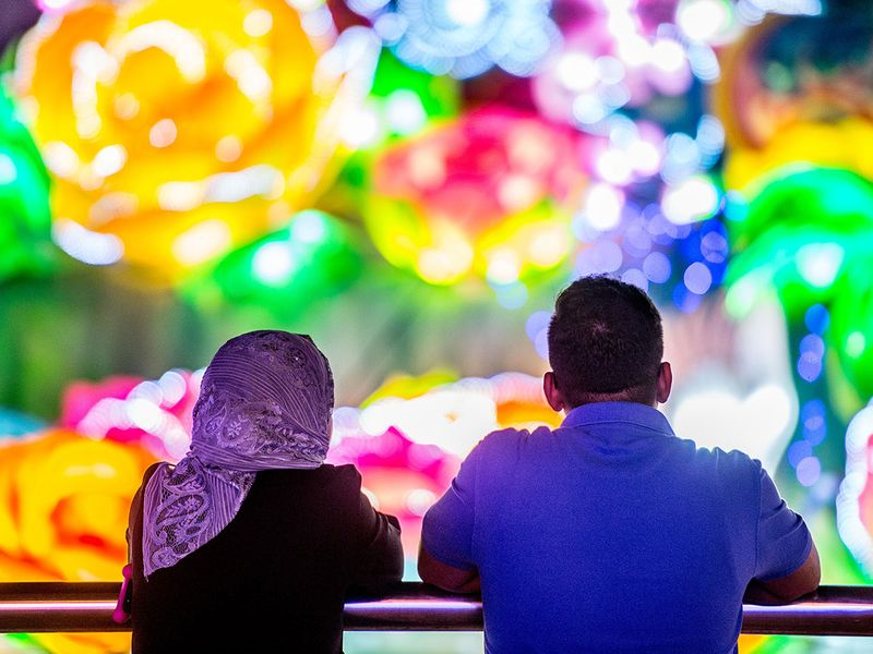 Why Dubai Garden Glow is a hit with adults too?