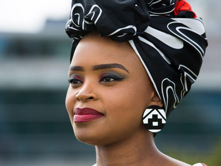 Nelson Mandela's granddaughter to address Sharjah forum