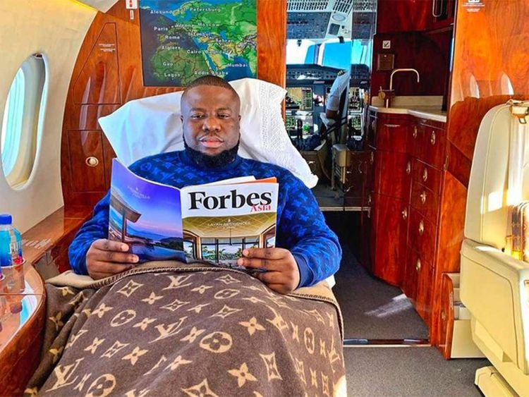 Dubai Police hands over Hushpuppi to FBI in the US