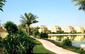 Dubai property sees selective gains, and sellers at Springs and Palm are benefiting