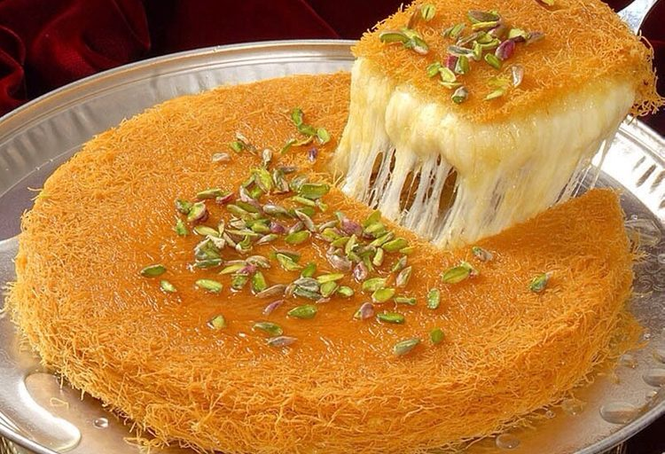 20 places to get amazing kunafa and Arabic sweets in the UAE